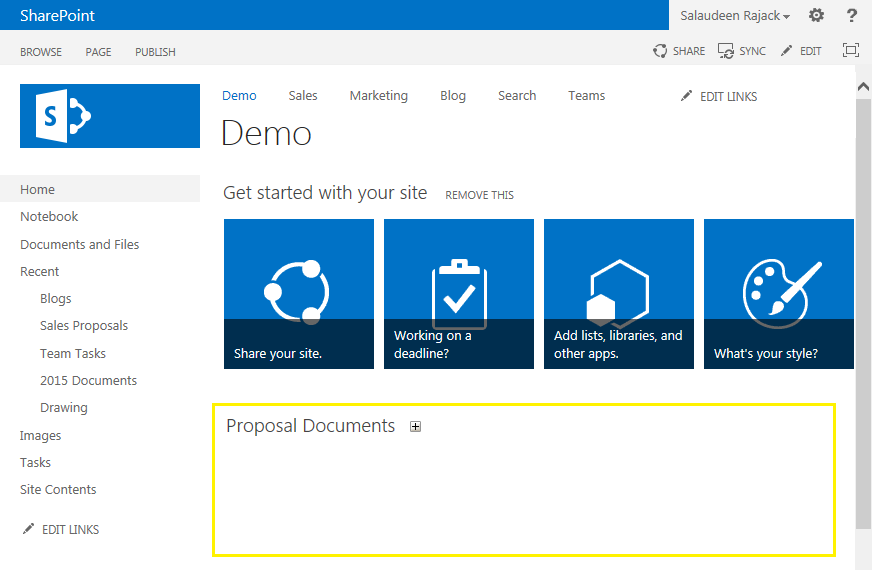 how to expand/collapse webparts in sharepoint using jquery