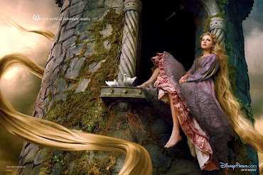 #7 Rapunzel Wallpaper