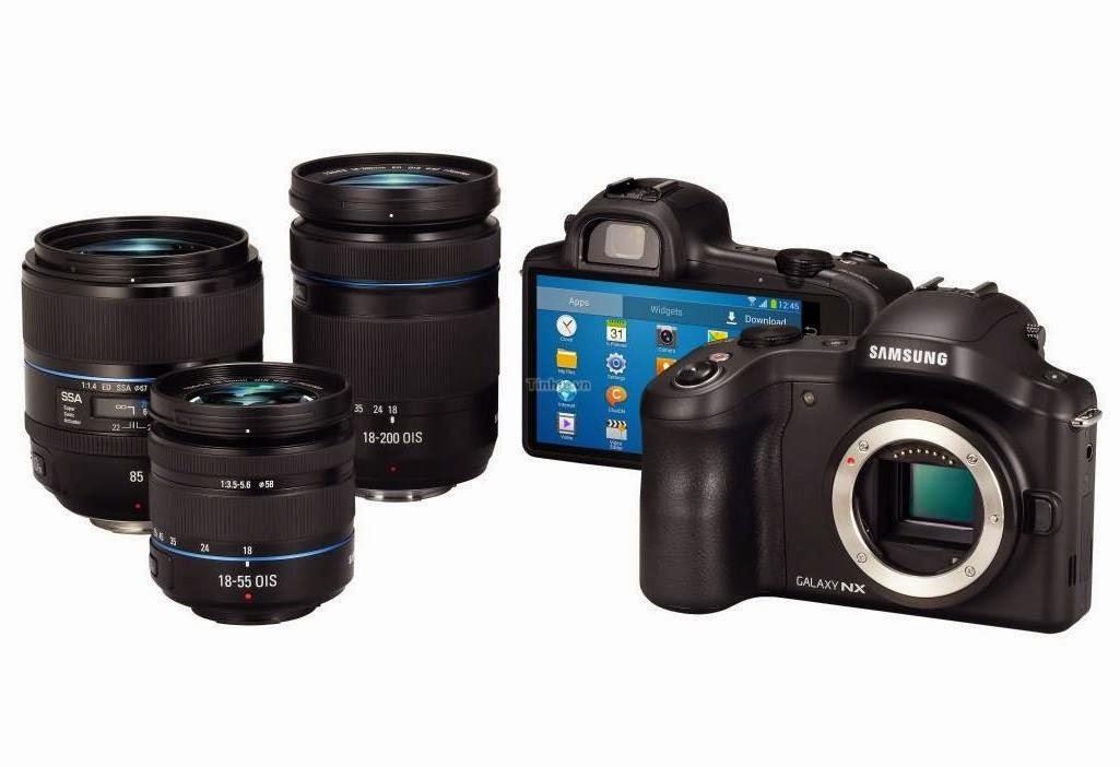 Kamera DSLR Samsung