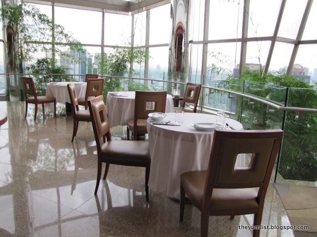 Thirty 8, Business Lunch, Grand Hyatt Kuala Lumpur, Set lunch