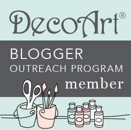 DecoArt- Blogger Outreach Program member