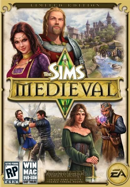 Download The Sims Medieval PC Full Español Reloaded 2011