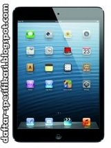 Spesifikasi dan Harga iPad mini Wi-Fi 4G 32GB