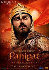 Panipat (2019) Hindi Pre-DVDRip 700MB Full Movie