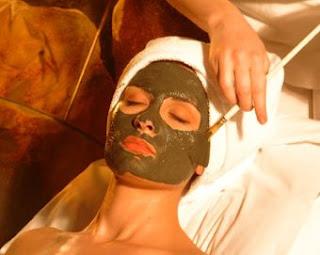 argilla per maschere viso