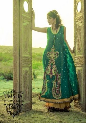 UZMA BABER-BAKRA EID Formal Dress