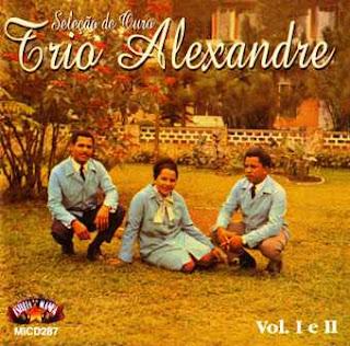 Trio Alexandre Seleção de ouro - (Volume 1 e 2)