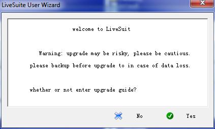 скачать программу Livesuit - фото 9