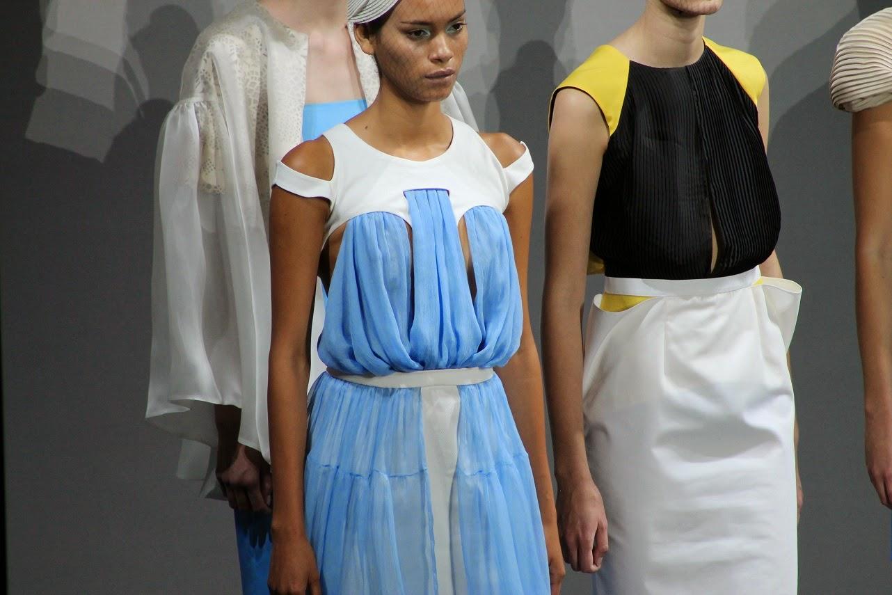Leyre Valiente colección SS15, Primer desfile en el circuito MBFW Madrid, Desfiles, Moda, IFEMA, Style, Fashion, Blog de Moda, Street Style, Carmen Hummer