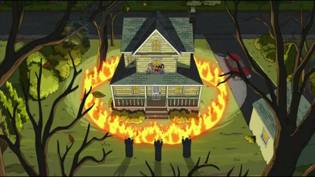 S6e3_fire_surrounds_house