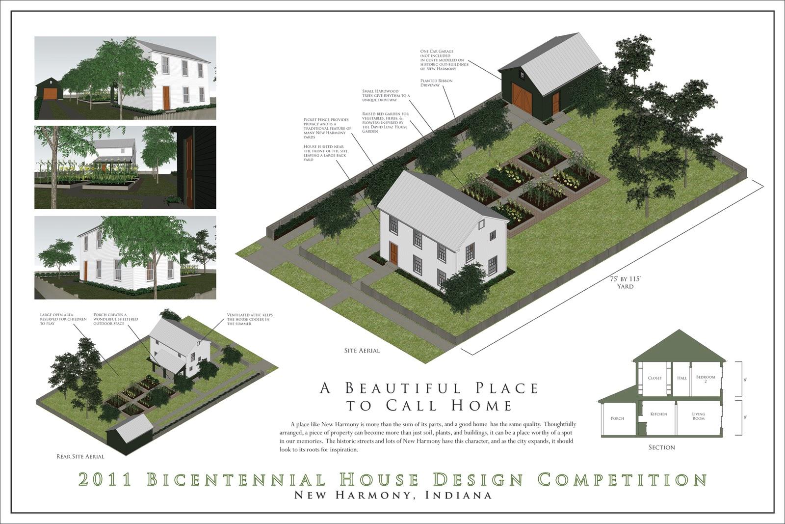 | Beach House Plans