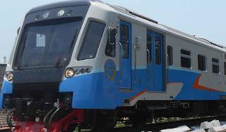 kereta api Madiun Jaya