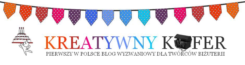 candy na blogach, candy Kreatywny Kufer