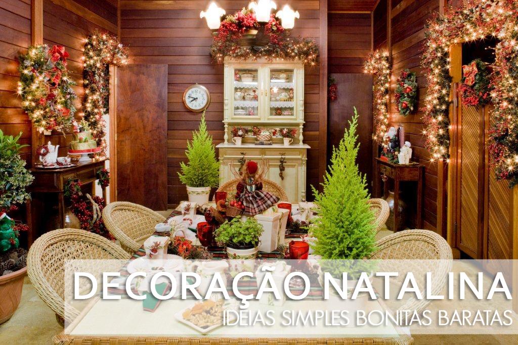 decoracao de lavabo para o natal: de natal – veja 10 ideias simples, bonitas e baratas para decorar