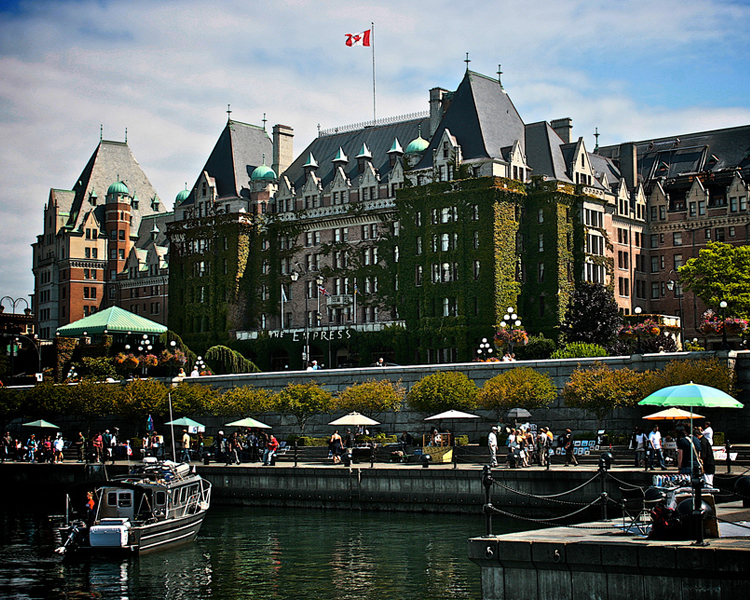The Fairmont Empress  - Canada