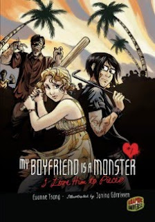 My Boyfriend is a Monster cover