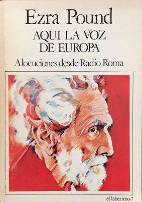 Ezra Pound: Aquí la voz de Europa