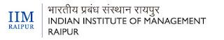 IIM Raipur Recruitment 2013-2014