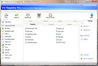 Free Download Vit Registry Fix Pro 12.5.0 with Serial Key Full Version