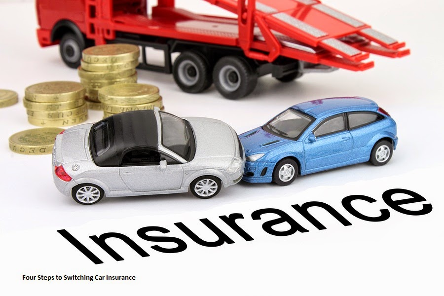 Four Steps to Switching Car Insurance