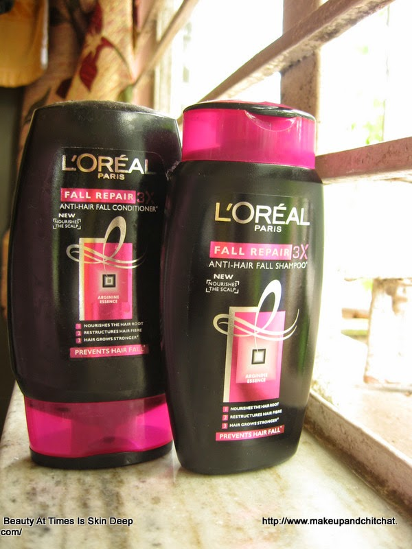 L'Oreal Anti hairfall shampoo