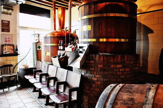 De Pelgrim Brewery in Delfshaven Rotterdam