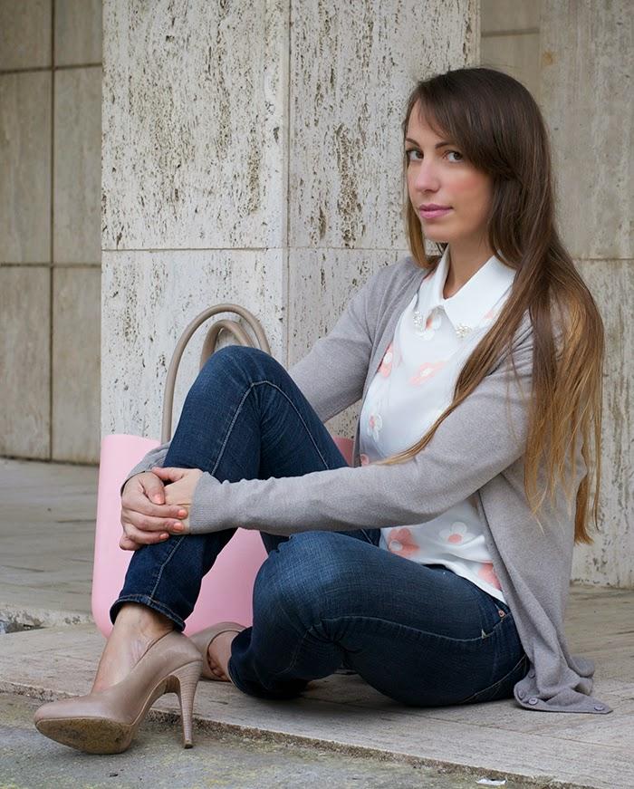 jeans + camicia