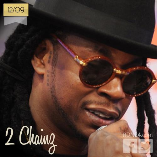 12 de septiembre | 2 Chainz - @2chainz | Info + vídeos