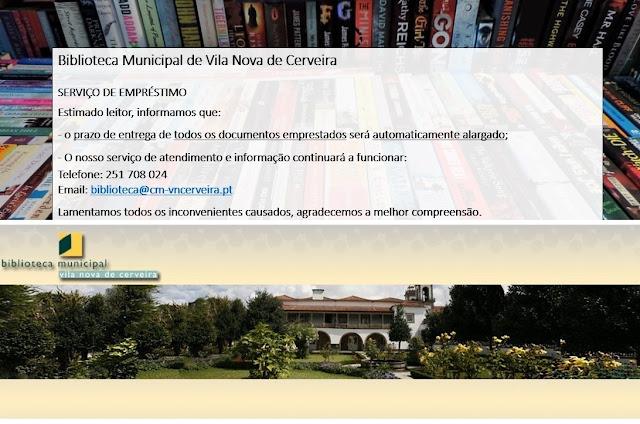 Biblioteca Municipal de V. N. Cerveira
