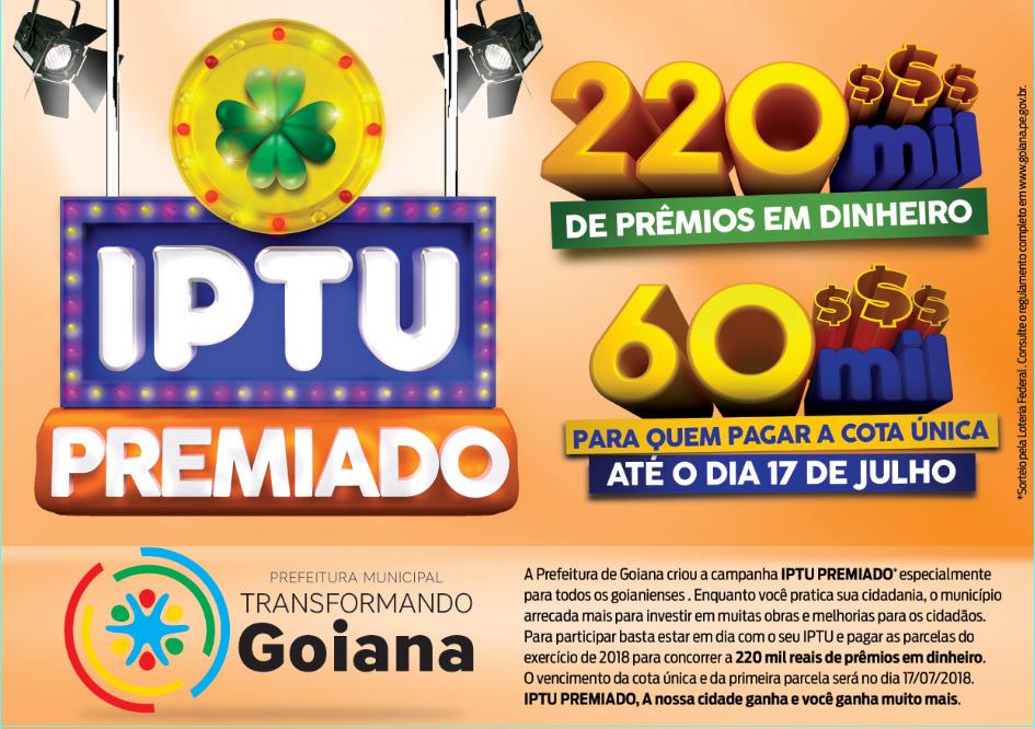 IPTU Goiana