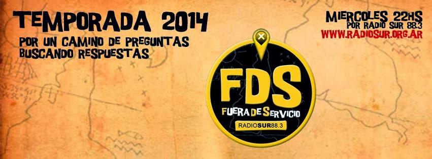 FUERA de SERVICIO - cuarta temporada - RADIO SUR 88.3