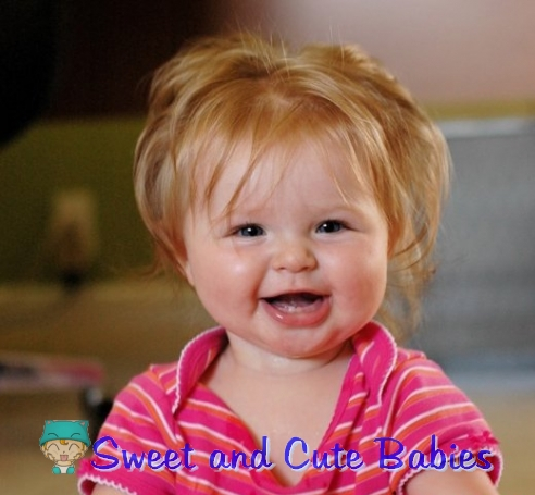 smile, baby, girl