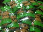 3pcs Choc Chip Cookies @ RM1.00