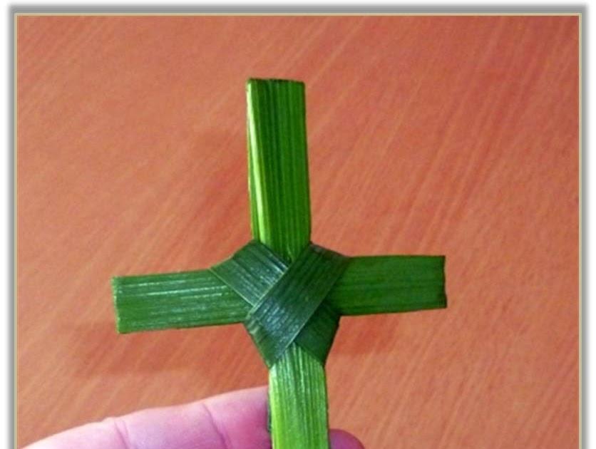 Zlatna djeca: Napravimo križ od listova perunike ili narcisa