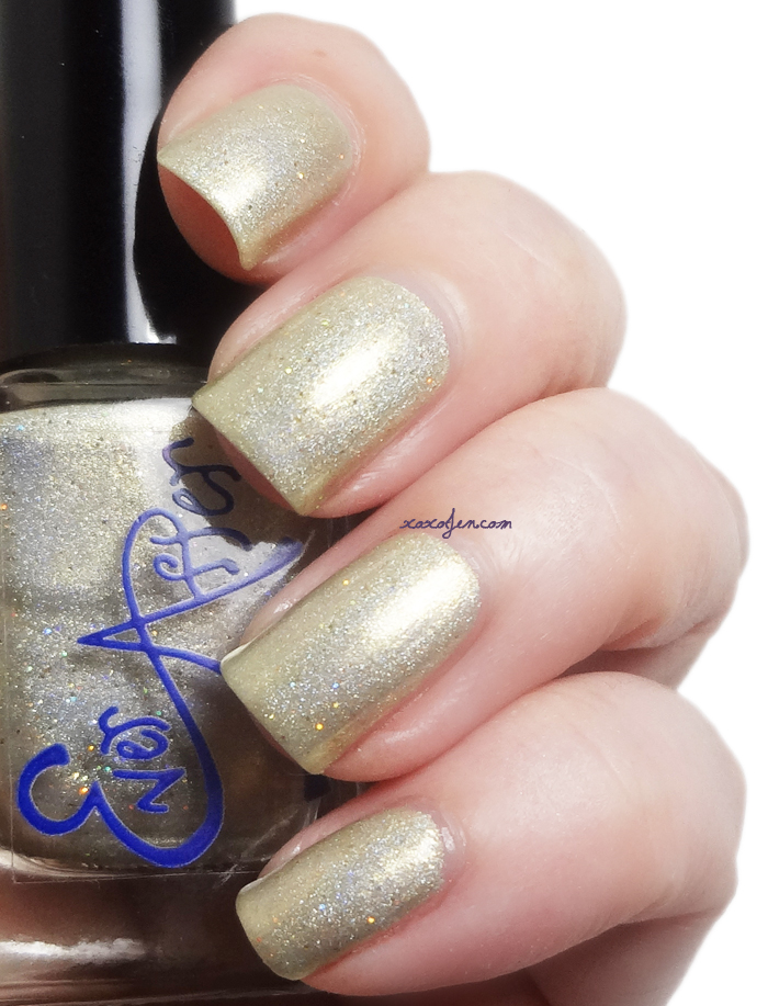 xoxoJen's swatch of Ever After Creature of the night
