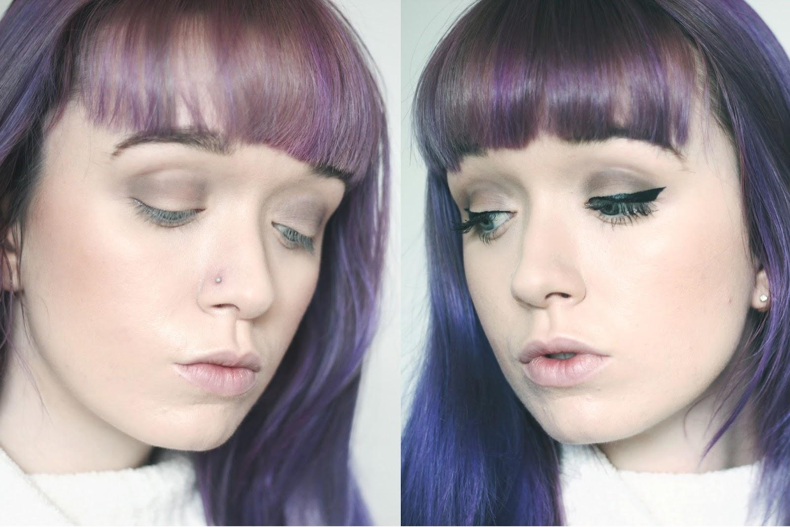 Grunge-Everyday-Make-Up-tutorial