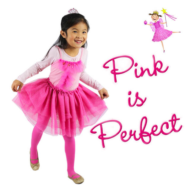 Pinkalicious | Halloween Costume | Chichi Mary Kid's Boutique