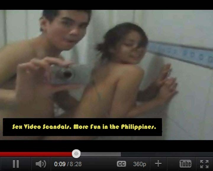 Philippine pic scandal sex video