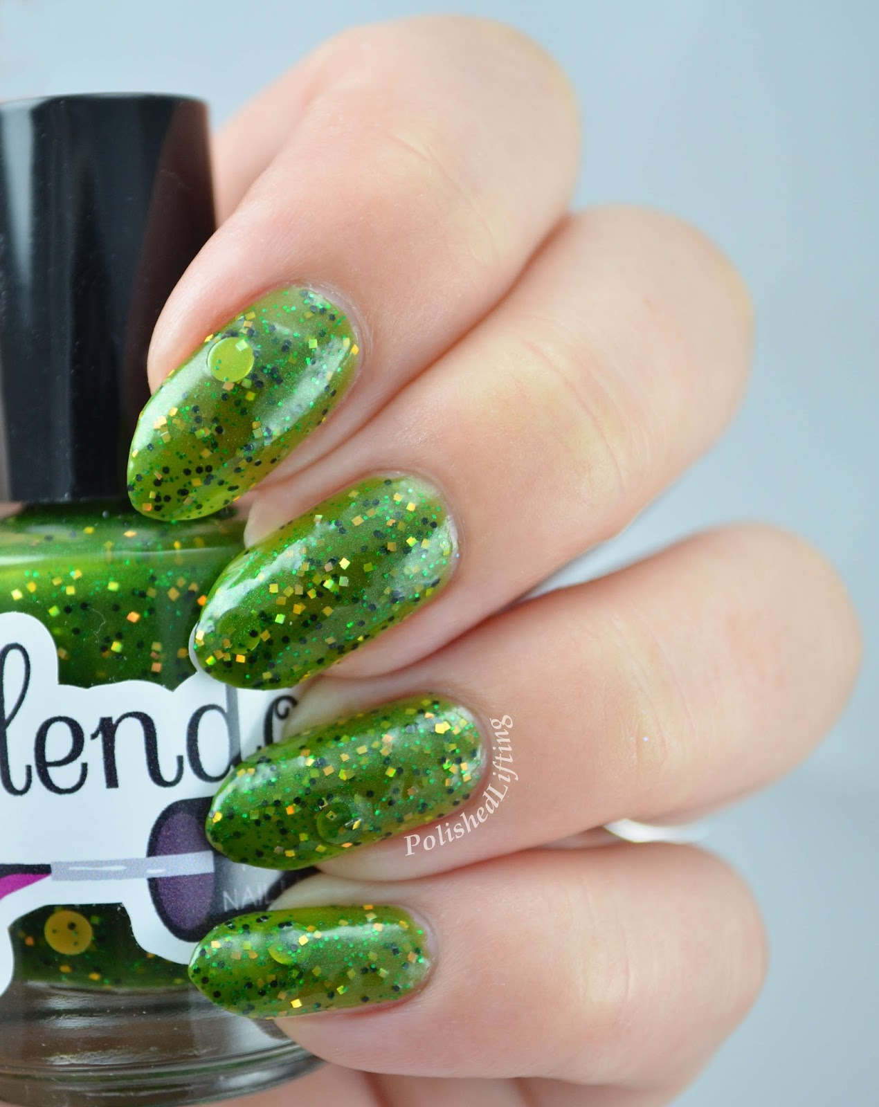 Splendor Nail Lacquer Pirate Points