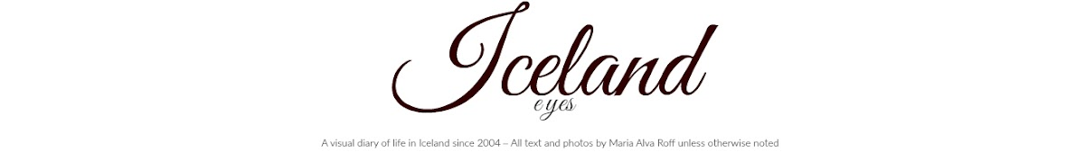 Iceland Eyes: an Original Icelandic Photojournal Since 2004