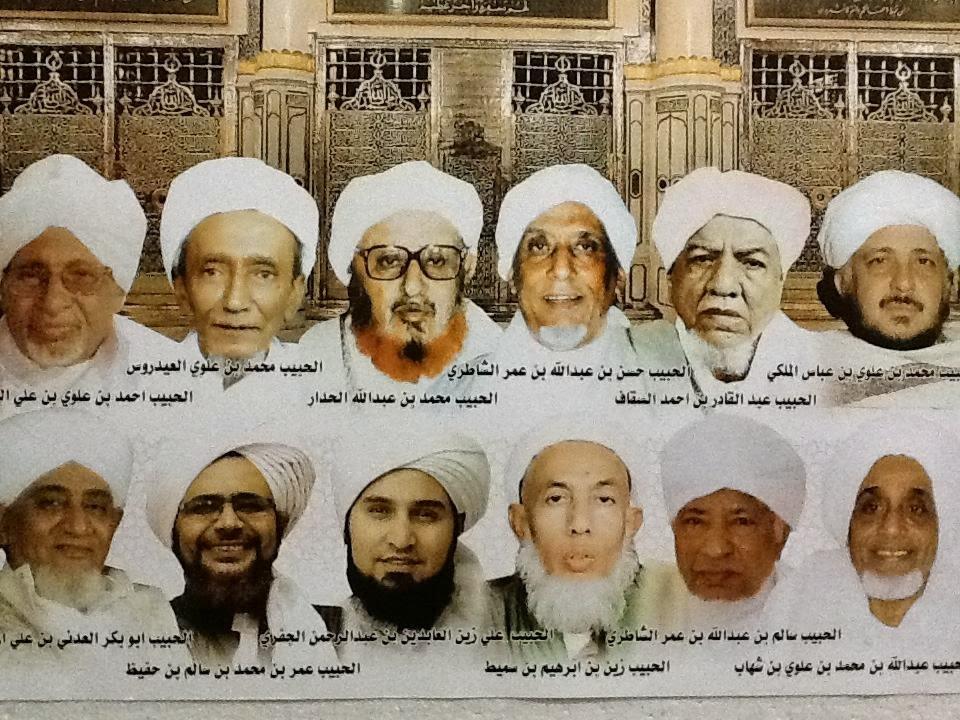 Ulama Ahli Sunnah - Para Habaib cucu RASULULLAH