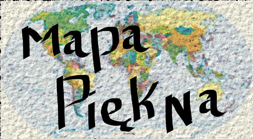 Mapa Piękna