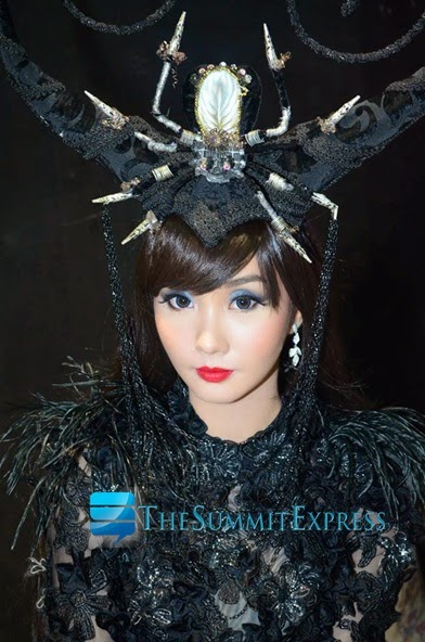 Asia's Cosplay queen, Alodia Gosiengfiao.