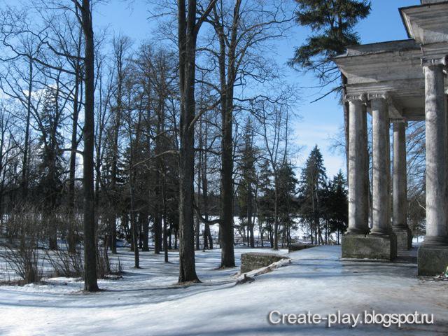 парки Гатчины