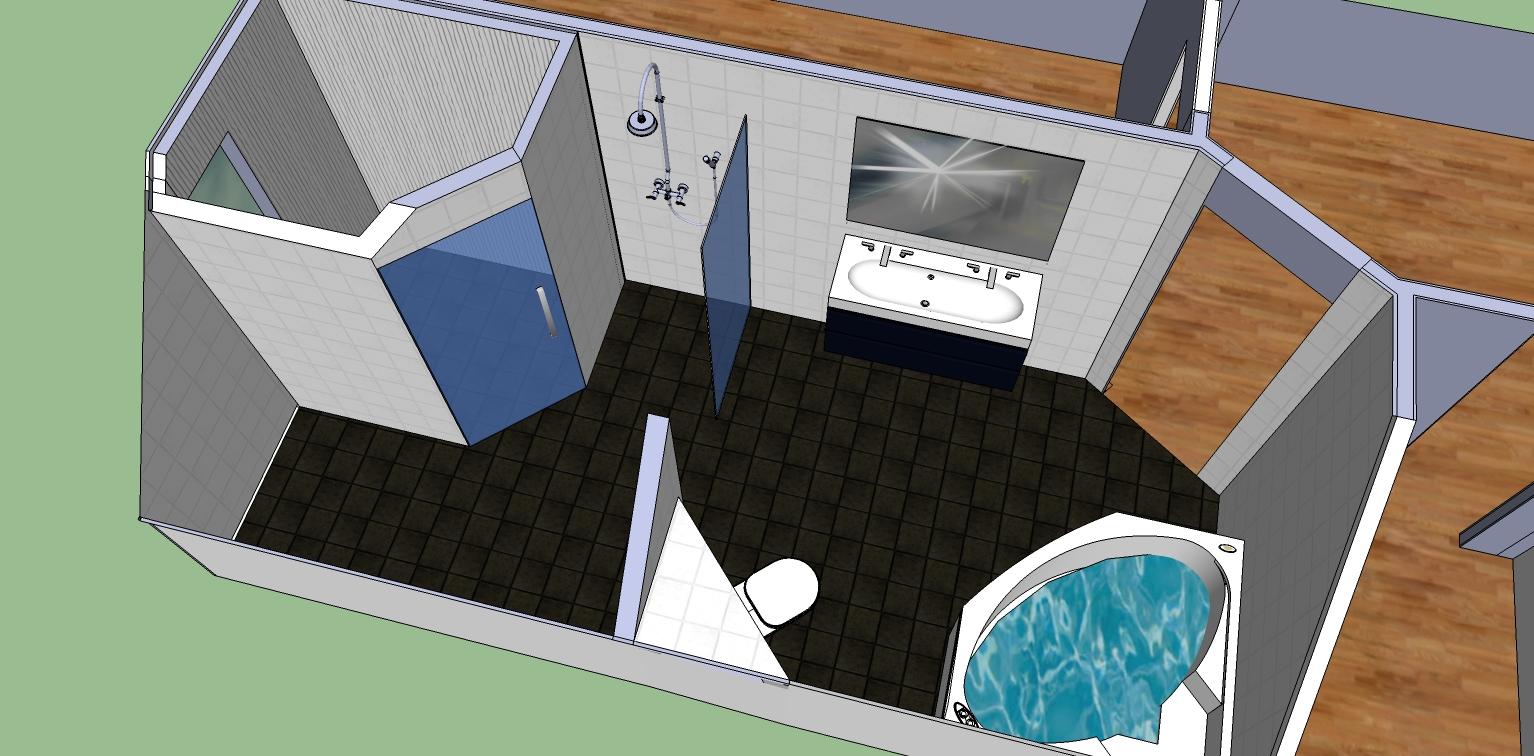 Glasvägg badrum ~ xellen.com