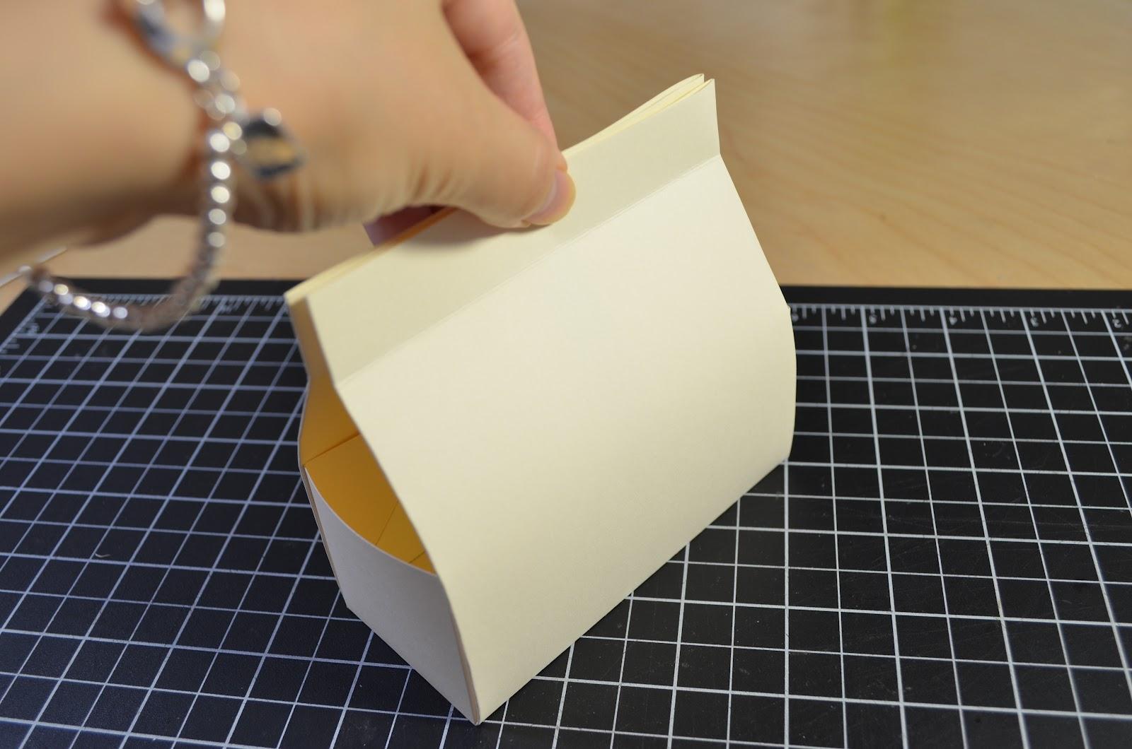 Как сделать бумажные упаковки