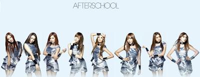 After School Rambling Girls members concept photos names