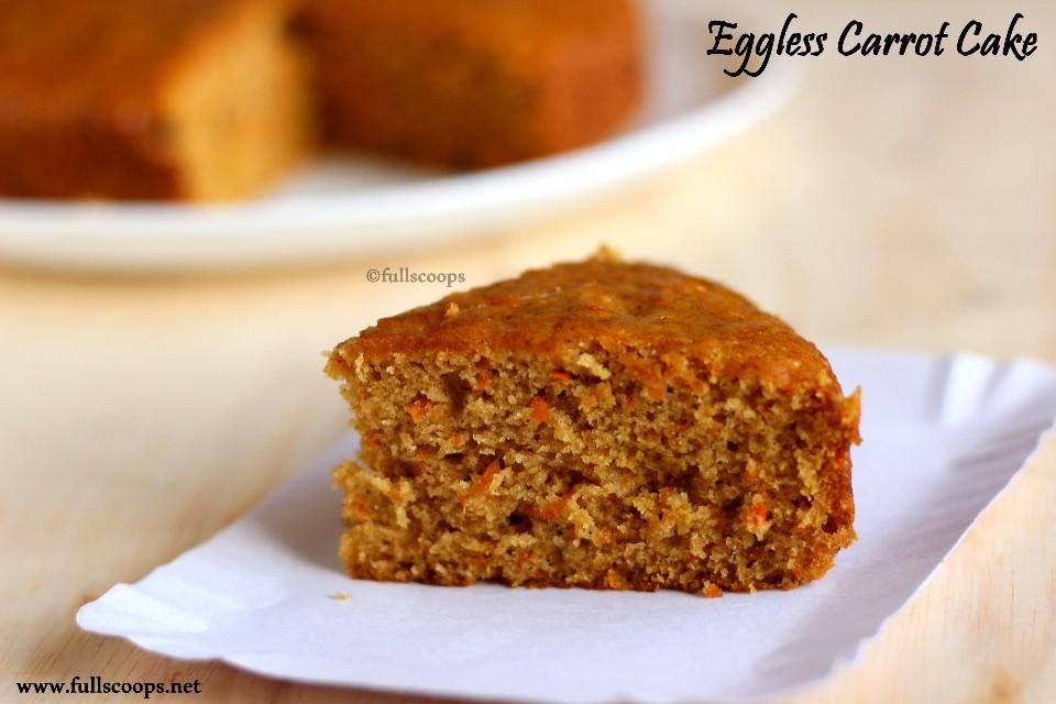 Inch Carrot Cake Recipe