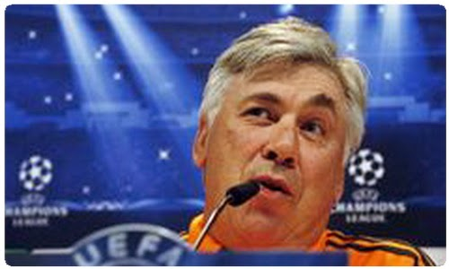 Ancelotti: Ronaldo is feeling good