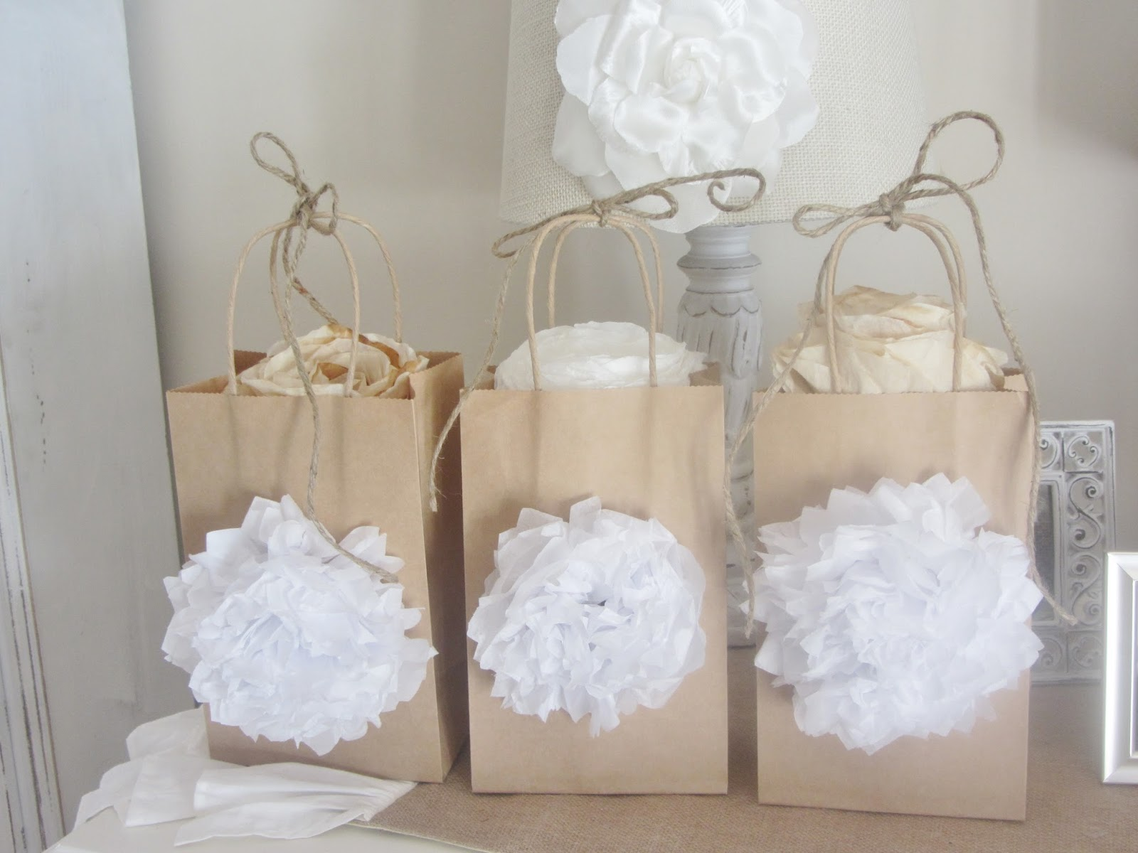 Ways to decorate gift bags - Diy 9 Ways To Decorate With Colored Tissue Paper